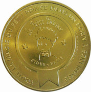 Monnaie de Paris - Le Petit Prince – obverse