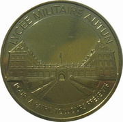 Monnaie de Paris - Lycée militaire Autun – obverse