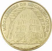 Monnaie de Paris - Mégalithes de Locmariaquer – obverse