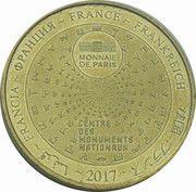 Monnaie de Paris Tourist Token - Monastére royal de Brou – reverse
