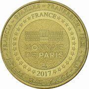 Monnaie de Paris - Musée Marmottan Monet (Nymphéas) – reverse