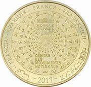 Monnaie de Paris Tourist Token - Site mégalithique de Carnac – reverse