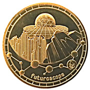 Monnaie de Paris - Futuroscope (les 3 pavillons) – obverse