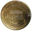 Monnaie de Paris Tourist Token - La Dune du Pilat (117 m) – rever