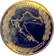 Token - Croatian Heritage (Dubrovnik) – reverse