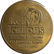 New Zealand Tourist Dollar - Kelly Tarltons – obverse