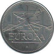 1 ECU / Euro (Europa; 15 Countries) – obverse