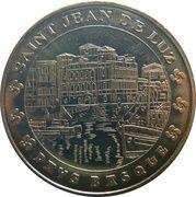 Monnaie de Paris Tourist Token - Saint Jean de Luz (Pays Basque) – obverse