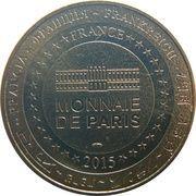 Monnaie de Paris Tourist Token - Saint Jean de Luz (Pays Basque) – reverse