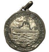 Medal - Regia Nave Esploratore Pessagno -  reverse