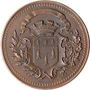 Medal -  Chambre de commerce d'Indre et Loire – obverse