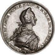 Medal - Wedding of Crownprince Frederik – obverse