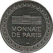 Monnaie de Paris - Bretagne – reverse