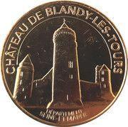 Monnaie de Paris - Château de Blandy-les-Tours – obverse