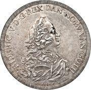 Medal - Frederik V (House of OldenburgAnniversary) – obverse