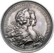 Medal - Birth of Denmark Crownprince – obverse