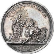 Medal - Birth of Denmark Crownprince – reverse