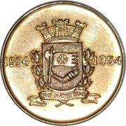 Medal - IV Centenary of São Paulo – reverse