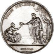 Medal - Frederik V (Sovereignty Anniversary) – reverse