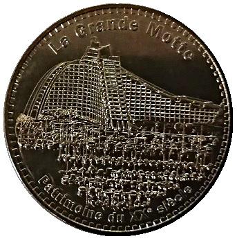 monnaie de paris la grande motte