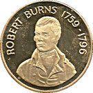Token - Robert Burns (Alloway) – obverse