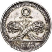 Medal of Landhusholdningsselskapets – obverse