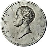 Medal - Abolition of the Slave Trade – obverse