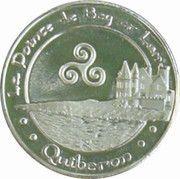 Token - Prune (Quiberon) – obverse