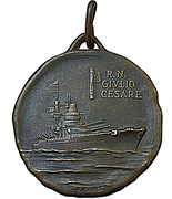 Medal - Nave Giulio Cesare – obverse