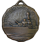 Medal - Incrociatore Armando Diaz -  obverse