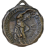 Medal - Incrociatore Armando Diaz -  reverse