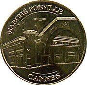 Monnaie de Paris - Cannes (Marché Forville) – obverse