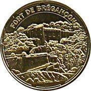Monnaie de Paris - Fort de Brégançon – obverse
