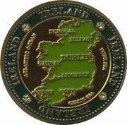 Token - Ireland – reverse