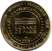 Monnaie de Paris - Drome (Château de Grignan) – reverse