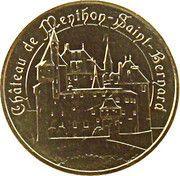 Monnaie de Paris - Château de Menthon Saint Bernard – obverse