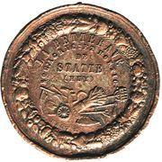 Medal - Leopold I (Statte) – reverse
