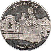 National Tokens Belgian Heritage - Marcinelle (Le Bois du Cazier) – obverse