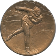 Medal - Sapporo Olympic – obverse