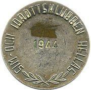 Medal - Sim-Och Idrottsklubben Hellas – reverse