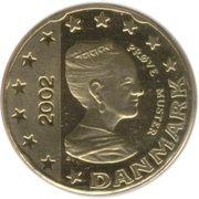 20 Cent (Denmark Euro Fantasy Token) – obverse