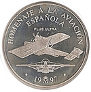25 Euro (Plus Ultra) – reverse