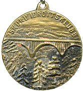 Medal - Skuru Idrottsklubb – obverse