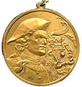 Medal - Peter and Paul Fortress – obverse