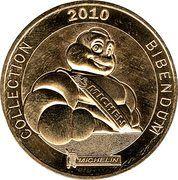 Monnaie de Paris - Bibendum – obverse