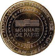 Monnaie de Paris - Bibendum – reverse