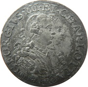 Medallion - George III and Charlotte – obverse