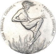 Medal - 25th anniversary of the Mond Nickel Company – obverse