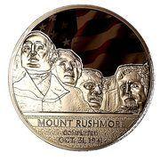 Medal - Mount Rushmore – obverse