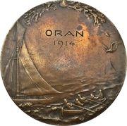 Maritime medal (Oran) – obverse